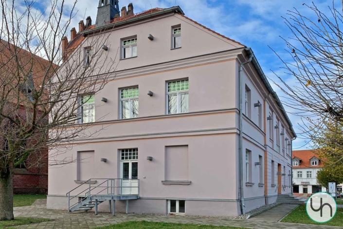 Standesamt Usedom Außen Rathaus