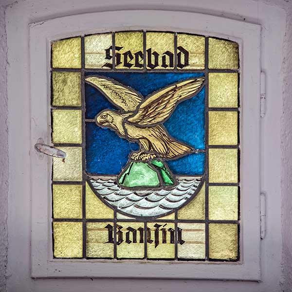 Evangelische Kirche Seebad Bansin Fenster