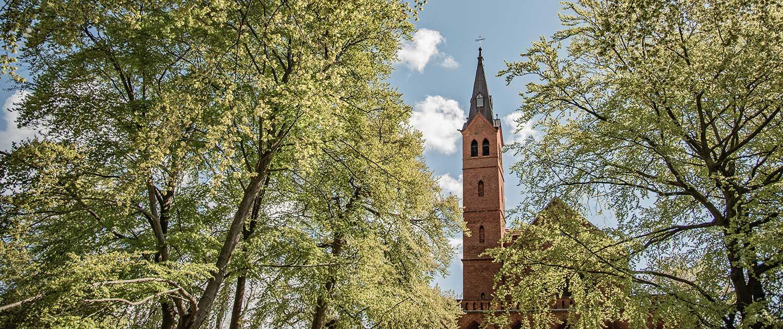 Evangelische Kirche Seebad Heringsdorf Foto Außen