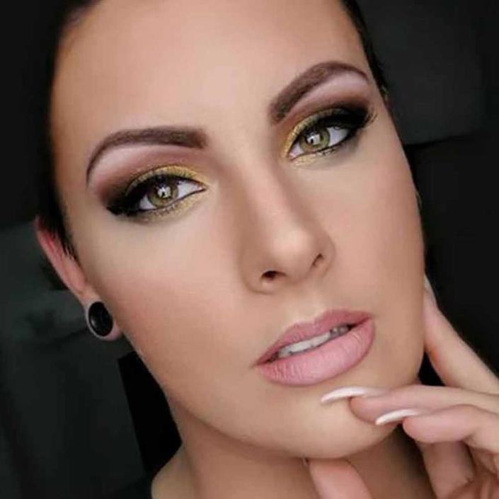 Zarah Skull Kosmetik Braut-Make Up Insel Usedom