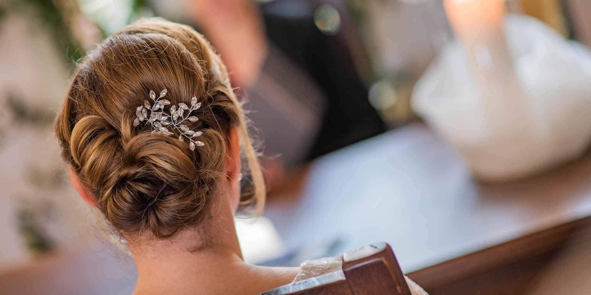 Brautfrisuren Friseur Hochzeit Usedom